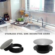 bathroom sink plug hole cover artcomcrea