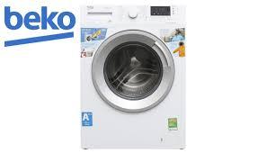 Máy giặt Beko WTE 7512 XS0 - Inverter, 7 kg, Giá tháng 7/2020