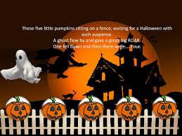 Ppt Five Little Pumpkins Powerpoint Presentation Free Download Id 2111366