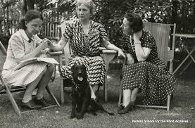 How Helen Keller Celebrated Her Birthday   Perkins School for the ...