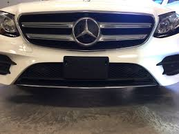 front license plate installation