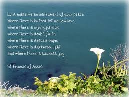 Lord, Make Me An Instrument Of Your Peace, Where There Is Hatred Let Me Sow  Love - Quotespictures.com