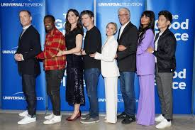 the good place creator mike schur on wrapping up the final season