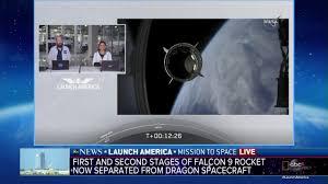 SpaceX, NASA launch: Astronauts Doug ...