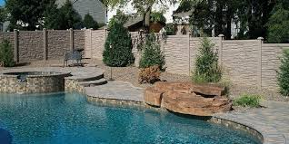 Faux Stone Fences Improve Home Value Don T Break The Bank