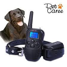 Cat Fence Collar Dog Training Collar Training Shock Collar Waterproof Receiver Collar With Power Button Dog Training Collar Training Collar Dog Shock Collar