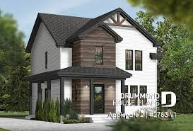 two story house plans without garage