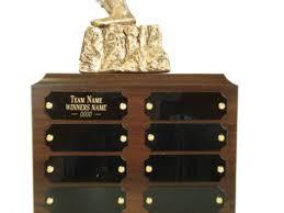 monster ffl fantasy football 16 year trophy