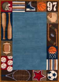 Kids Sports Rug At Rug Studio