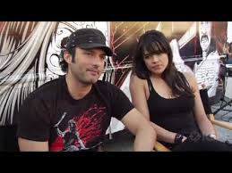 Robert Rodriguez & Michelle Rodriguez - Machete Interviews - YouTube