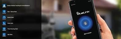 Hyundai Showcases Blue Link Connectivity Features Team Bhp