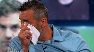 "Nicholas Brendon Breaks Down on ""Dr. Phil"" -- ""I Cut My Wrists ..."
