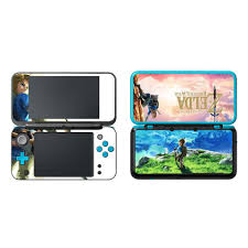 Vinyl Cover Decal Skin Sticker For New 2ds Ll Xl Skins Stickers For Nintendo 2dsll Vinyl Skin Protector The Legend Of Zelda Stickers Aliexpress