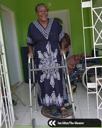 Jamaica Gleaner - A year ago, doctors told Enid Smith that ...