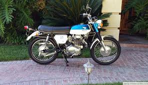 1968 honda cl350 ko scrambler clic