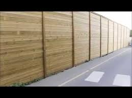 Faversham Laundry Acoustic Fencing Sound Comparison Youtube