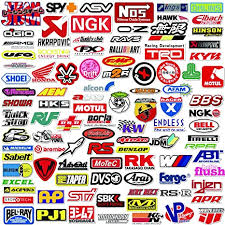 Amazon Com Pop Sticker Car Moto Modified Brand Logo Series Sticker Pack 103 Pcs Vinyl Stickers For Laptop Car Moto Skateboard Bike Luggage Iphone Graffiti Decal For Family Friends Children Adults Waterproof Arts Crafts Sewing