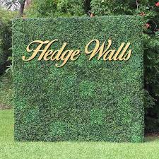 Artificial Boxwood Panels Topiary Hedge Artificial Faux Hedge Plant Us Youshouldhaveit