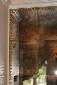 antique mirror glass company antique