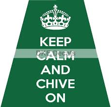 Keep Calm And Chive On Reflective Helmet Tetrahedrons Tets Police Fire Ems Viny Graphics Stickers Decals Dkedecals