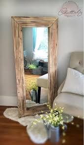 full length mirror wall mirror floor