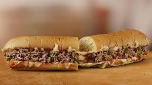 ultimate steak sandwich