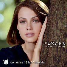 Adua Del Vesco - Vi aspetto domani con #furore2 @aresfilm...