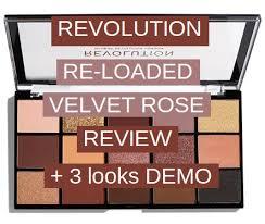 revolution re loaded velvet rose