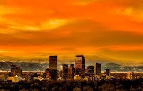 skyline denver colorado denver