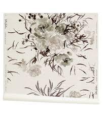 shade blossom wallpaper in natural