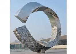 500cm large outdoor metal sculptures