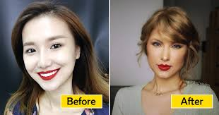 chinese makeup artist can turn into