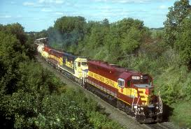 6584-09-10-93-byron-hill-mike-hoff-photo | WC 6500 series SD45's |  wc-motive-power | WC2scale.org | wc2scale.org