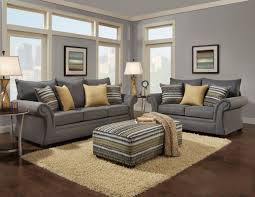 mad gray sofa and loveseat only 1