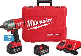 Milwaukee 3 4 Gen Ii High Torque Impact Wrench With Ring Kit White Cap