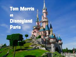 tom morris at disneyland paris disney