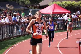 Kirsten Carter runs fastest 400 hurdles in the nation – Redwood Empire  Running
