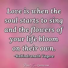 rabindranath tagore love quotes purelovequotes