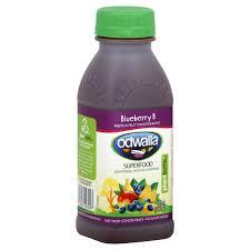 odwalla superfood blueberry b fruit