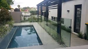 Marchant Fabrication Staircases Frameless Glass Balustrade Fencing Designs Sliding Gate Design And Stair Handrail In Perth