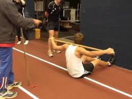 discus specific strength sd session