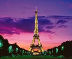 برج ايفل خلفيات Eiffel Tower At Night Eiffel Tower Paris