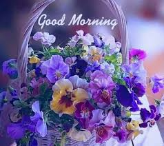 good morning flowers my love gif