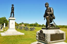 tourist attractions in gettysburg