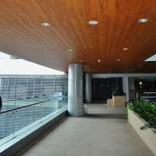 bright panels natural wood grain materials