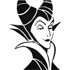 Maleficent 2 Vinyl Decal Sticker