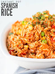 instant pot spanish rice don t waste