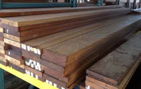 Lumber Yard IPE and Mangaris Hardwood Decking - Bourget Bros