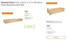 Premium Cedar Raised Garden Beds 40 Off Today Only At Home Depot Stl Mommy