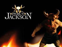 percy jackson the olympians libri